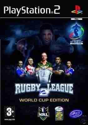 Descargar Rugby League 2 World Cup Edition [MULTI5] por Torrent